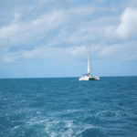 Boating in the Caribbean