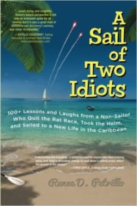 A sail of two idiots book