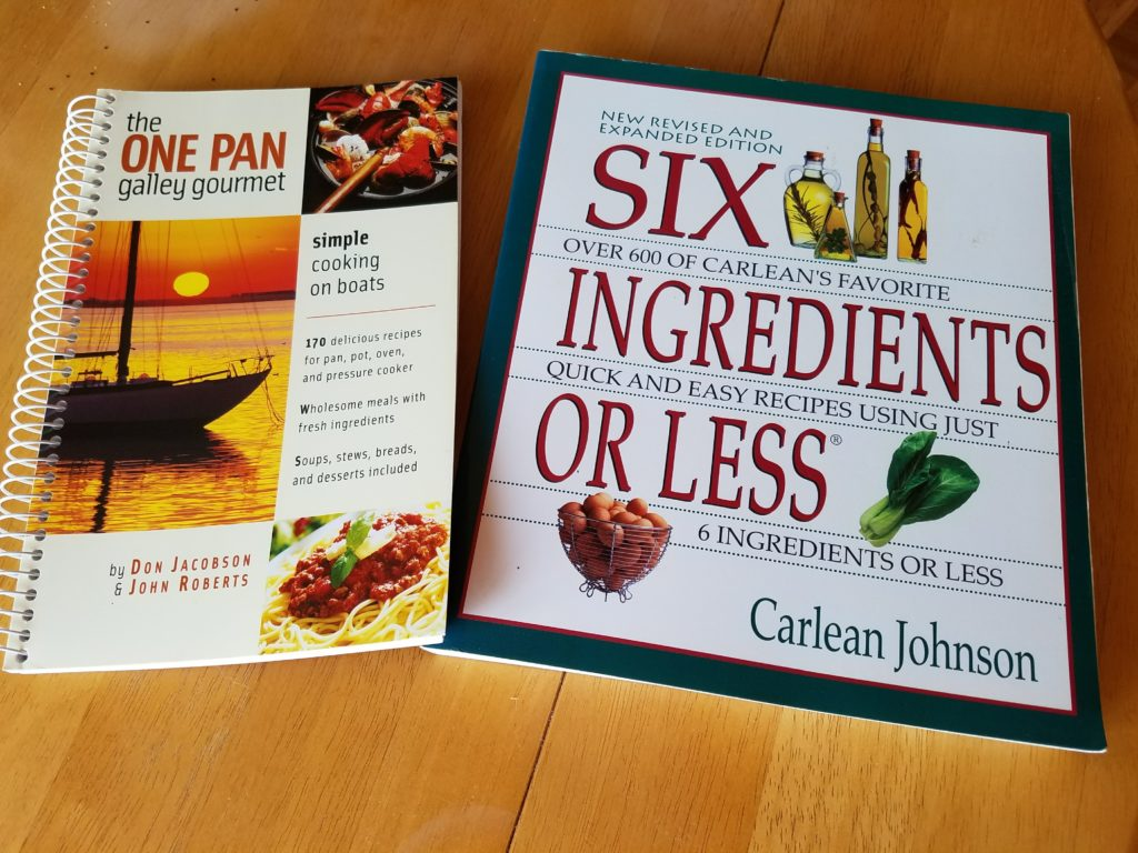 galley cooking recipes