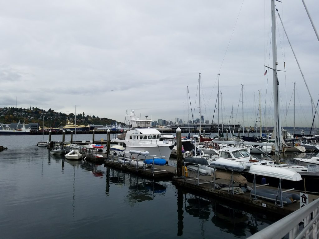 pnw boating dt seattle