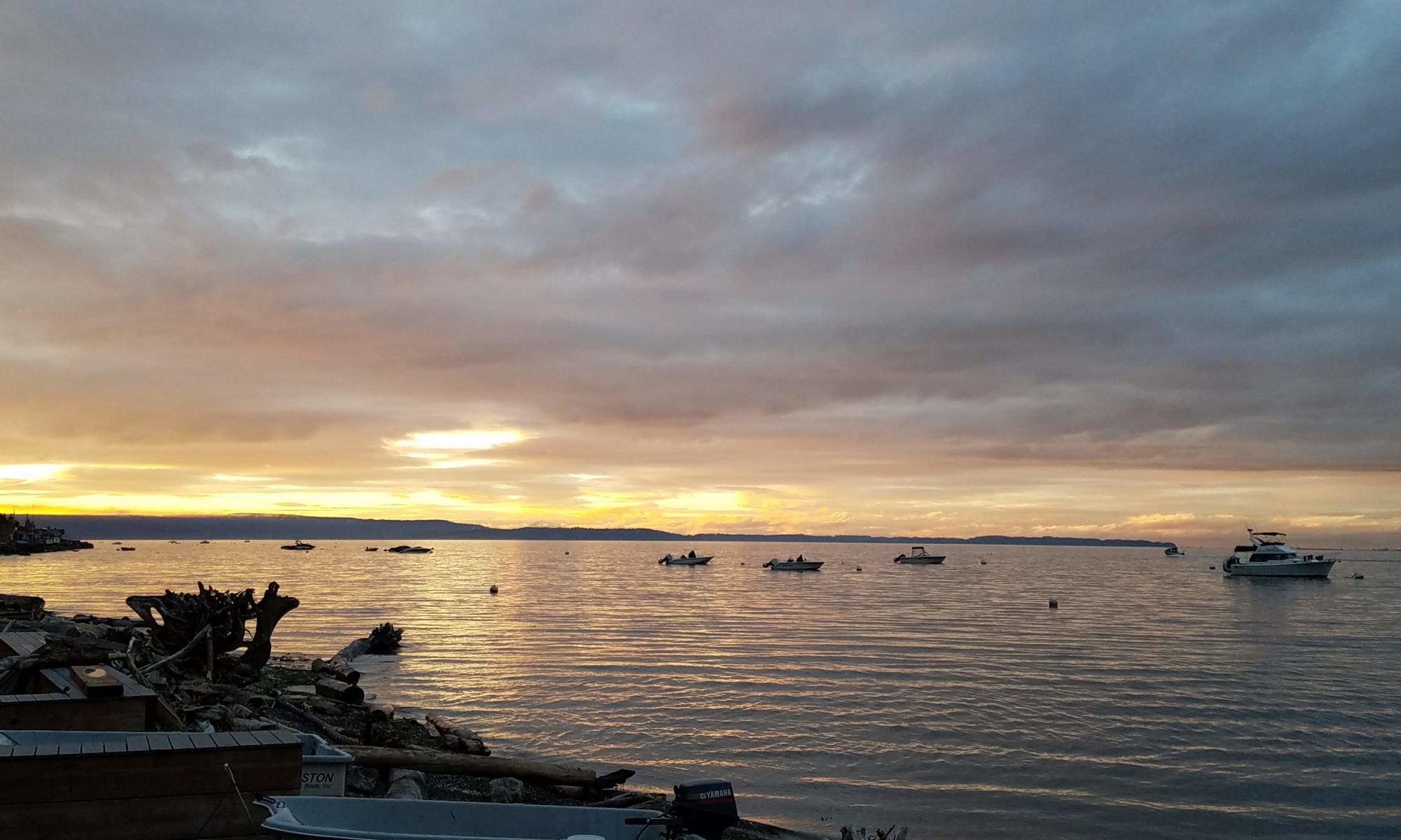 Pnw Boater Is Someone Who Lives Around The Puget Sound Area Of